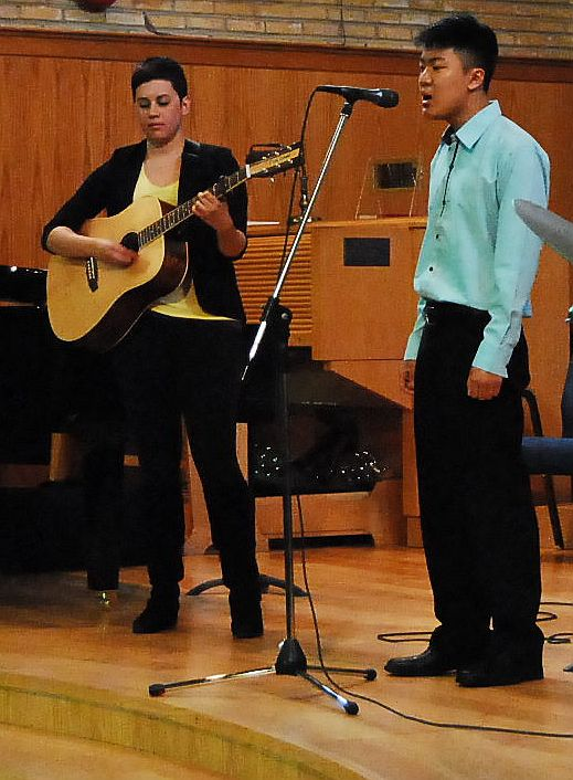 Adult Singing