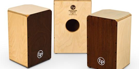 Cajon Lessons Winnipeg