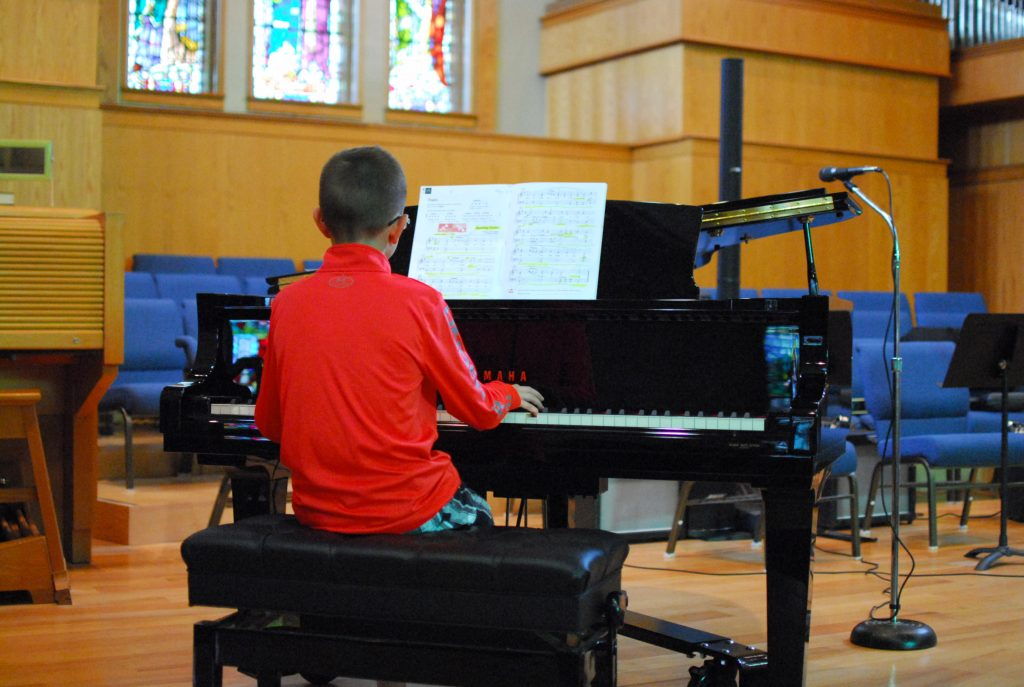 Piano Students
