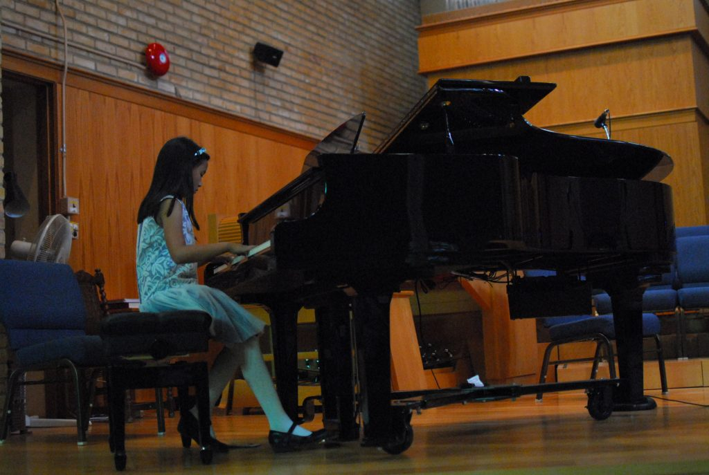 more girl piano