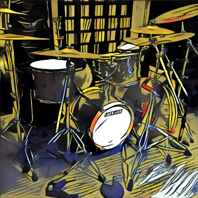 Cartoon Drums